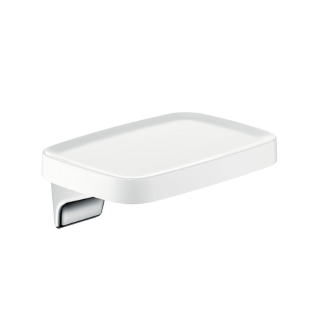 Axor Bouroullec Wall-Mounted Shelf, Small
