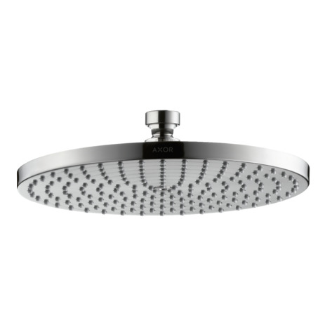 Plate overhead shower 240 1jet