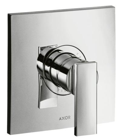Axor citterio mitigeurs de douche chrom n article 39655000 - Rosace pour mitigeur douche ...