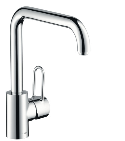 Single lever kitchen mixer
