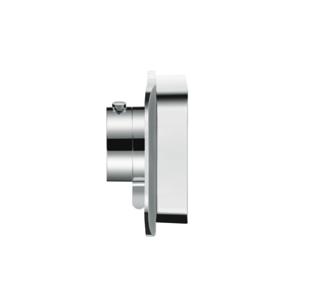 One thermostatic module, for 2 outlets for concealed installation