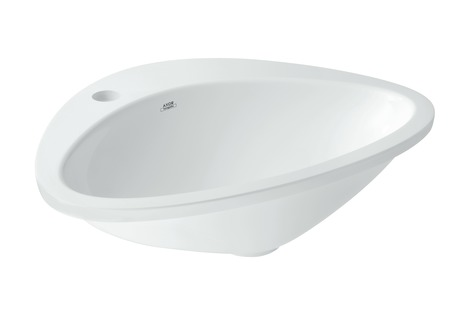 Axor Massaud 1-Hole Drop-In Sink
