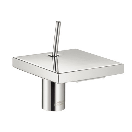 Axor Starck X Single-Hole Faucet, 4""