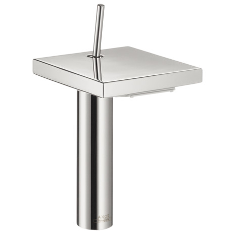 Axor Starck X Single-Hole Faucet without Pop-up, 8""