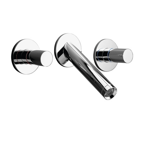 Axor Starck Wall-Mounted Widespread Faucet Trim
