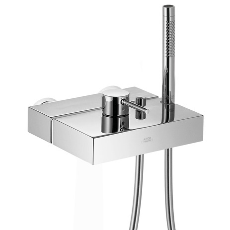 Axor Starck X Wall-Mounted Tub Filler