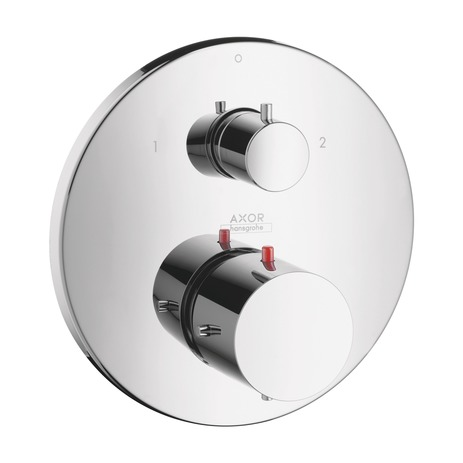 Axor Starck Thermostatic Trim with Volume Control and Diverter