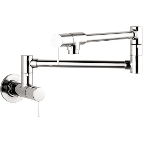 Axor Starck Pot Filler, Wall-Mounted