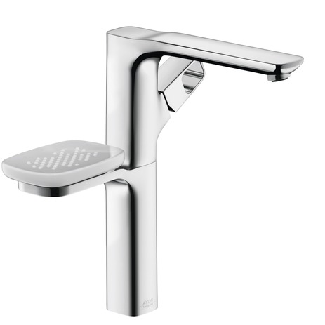 Axor Urquiola Single-Hole Faucet without Pop-Up, Tall