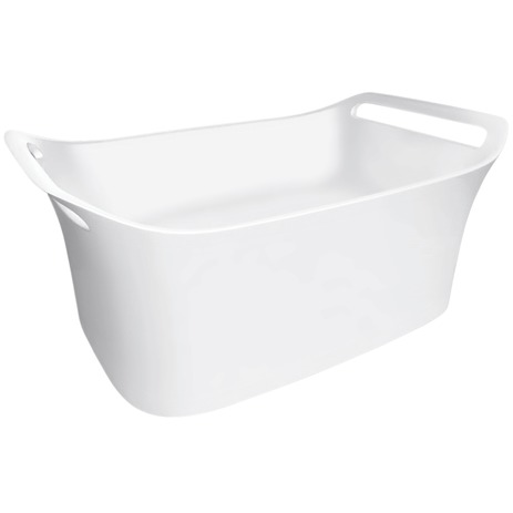 Axor Urquiola Vessel Sink, Wall-Mounted