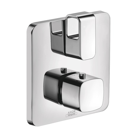 Axor Urquiola Thermostatic Trim with Volume Control and Diverter