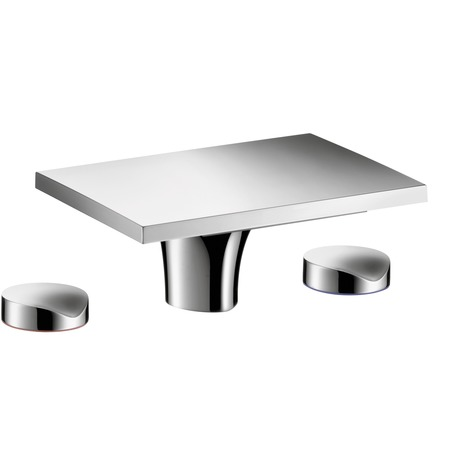 Axor Massaud Widespread Faucet without Pop-Up