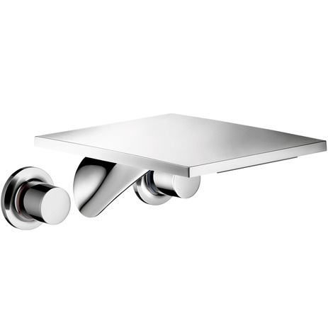 Axor Massaud Wall-Mounted Widespread Faucet Trim