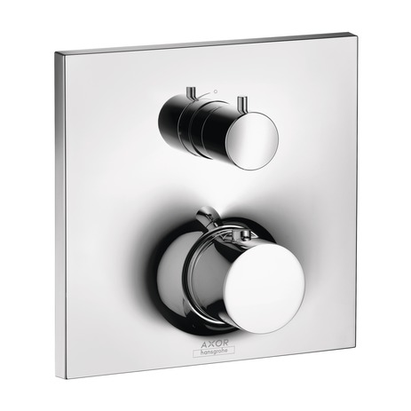 Axor Massaud Thermostatic Trim with Volume Control