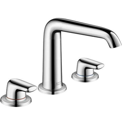 Axor Bouroullec 3-Hole Faucet with Lever Handles
