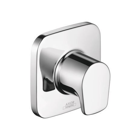 Axor Bouroullec Volume Control Trim with Lever Handle
