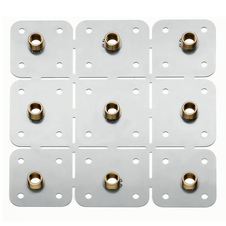 Axor ShowerCollection Shower Modules Mounting Plate