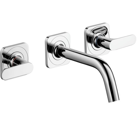 Axor Citterio M Wall-Mounted Widespread Faucet Trim