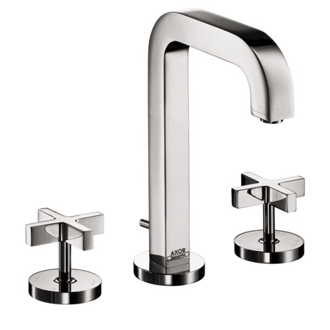 axor citterio washbasin faucets chrome 39133001. Black Bedroom Furniture Sets. Home Design Ideas