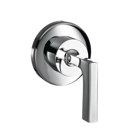 Axor Citterio Volume Control Trim with Lever Handle