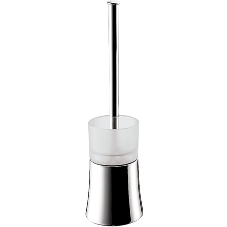 Axor Uno Toilet Brush with Holder, Floor Version
