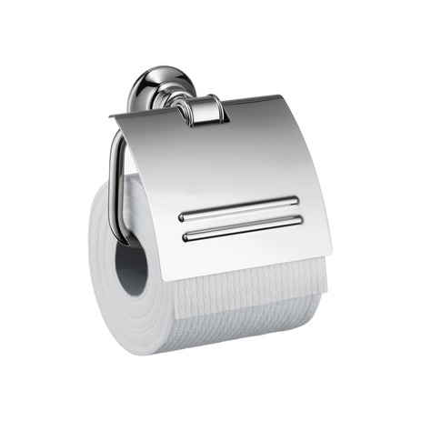 Axor Montreux Toilet Paper Holder with Cover