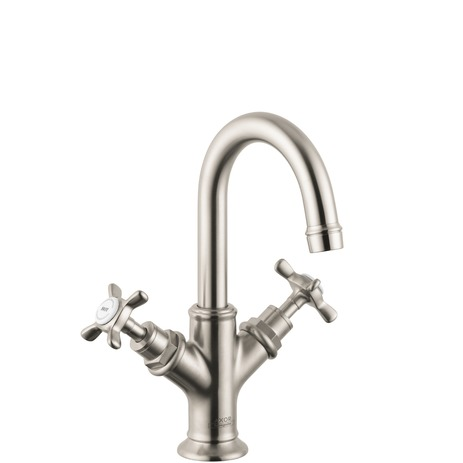 Axor Montreux 2-Handle Single-Hole Faucet, Small