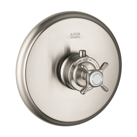 Axor Montreux Thermostatic Trim with Cross Handle