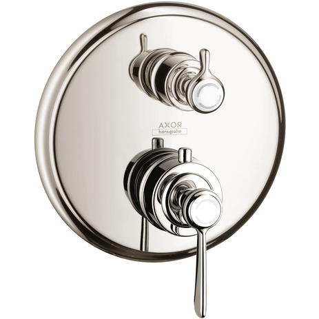 Axor Montreux Thermostatic Trim with Volume Control and Diverter