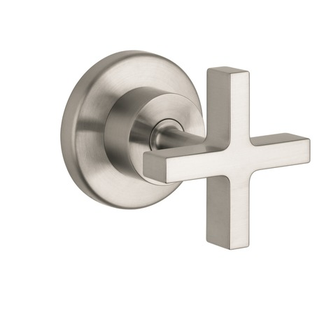 Axor Citterio Volume Control Trim with Cross Handle