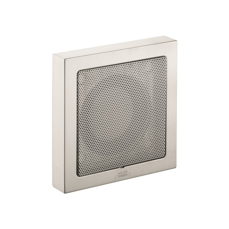 "Axor ShowerCollection Speaker Module, 5""x5"""