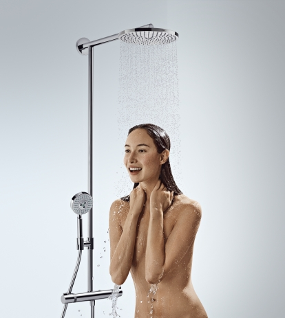 Raindance S 240 Air 1jet Showerpipe Comfort