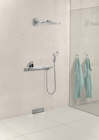 Overhead shower 460 1jet with shower arm