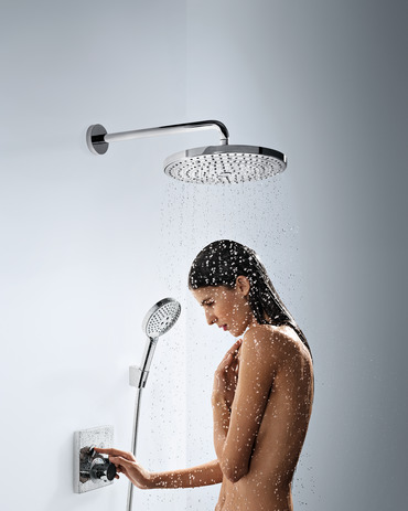 ShowerSelect termostato con 2 llaves de paso empotrado