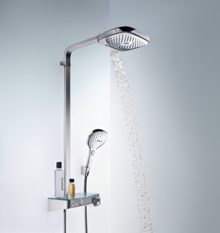 Raindance Select E 300 3jet ST Showerpipe