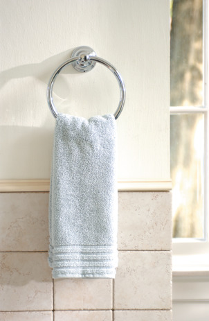 C Towel Ring