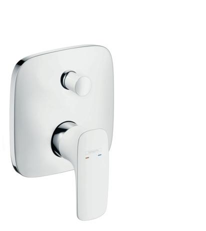 puravida bath mixers single lever designed to run 2. Black Bedroom Furniture Sets. Home Design Ideas