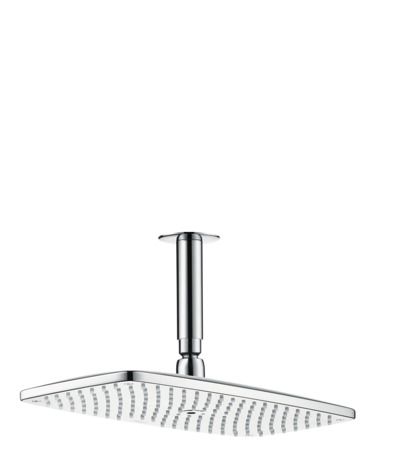 Raindance E 360 Air 1jet overhead shower with ceiling connector 100 mm