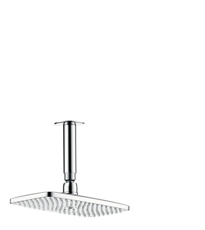 Overhead shower 240 1jet with ceiling connector
