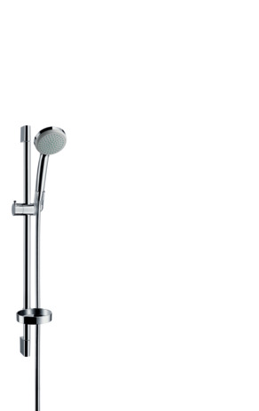Shower set Mono with shower bar 65 cm and soap dish