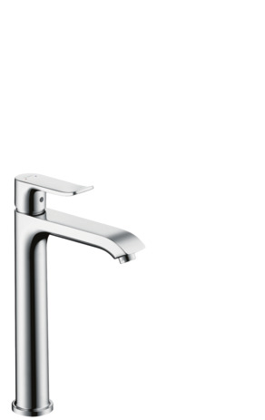 Single lever basin mixer 200 without waste set