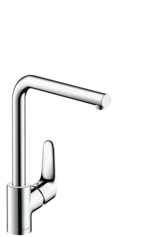 M411-H280 Single lever kitchen mixer 280