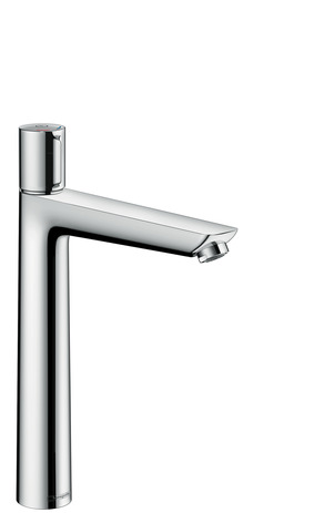 Basin mixer 240 with pop-up waste