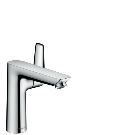 Single lever basin mixer 150 with pop-up waste