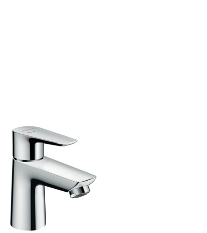 Single lever basin mixer 80 CoolStart without waste set