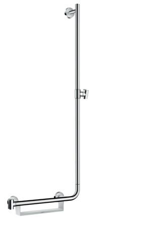 Hansgrohe sets de douche barre de douche unica 39 comfort 1 for Barre de douche sans vis
