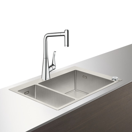 C71-F655-04 Sink combination 180/450 Select