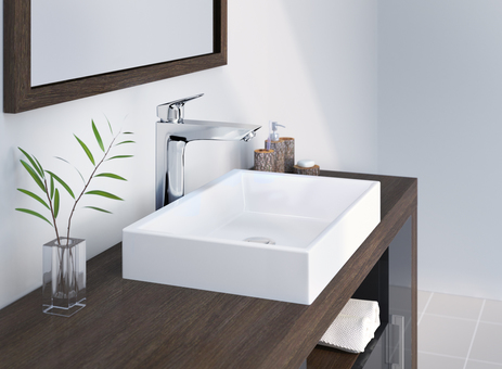 Single lever basin mixer XL without waste set