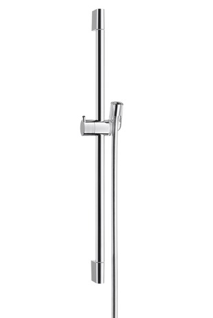 Shower rail C 65 cm with shower hose