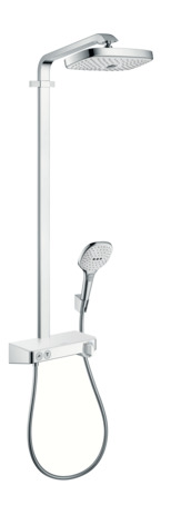 Showerpipe 300 2jet mit ShowerTablet Select 300 Thermostat